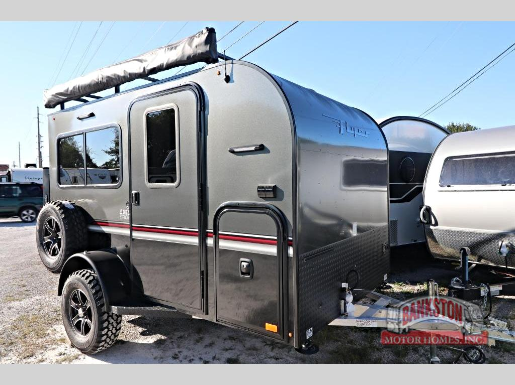New 2019 Intech Rv Flyer Explore Toy Hauler Travel Trailer