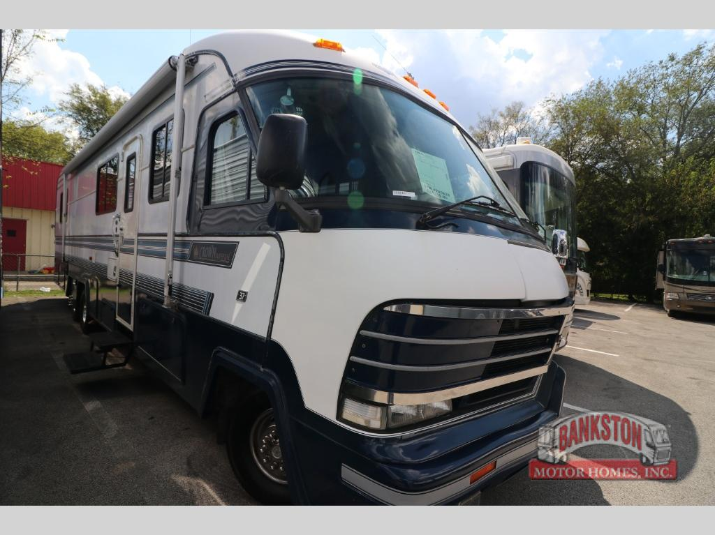 Used 1991 Holiday Rambler Imperial 37 Motor Home Class A at