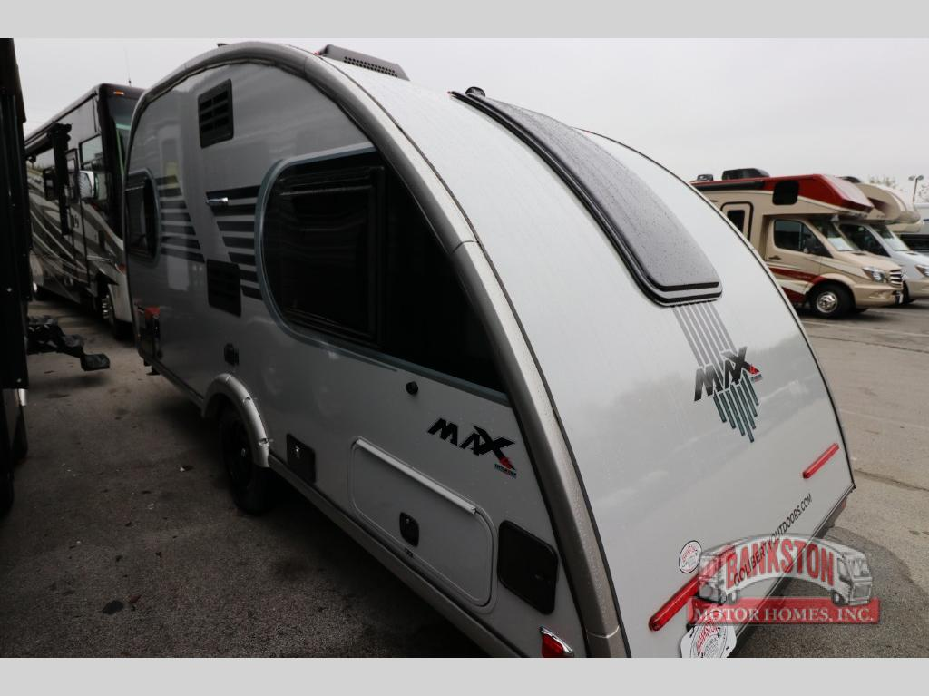 Used 2018 Liberty Outdoors Little Guy Max Teardrop Trailer