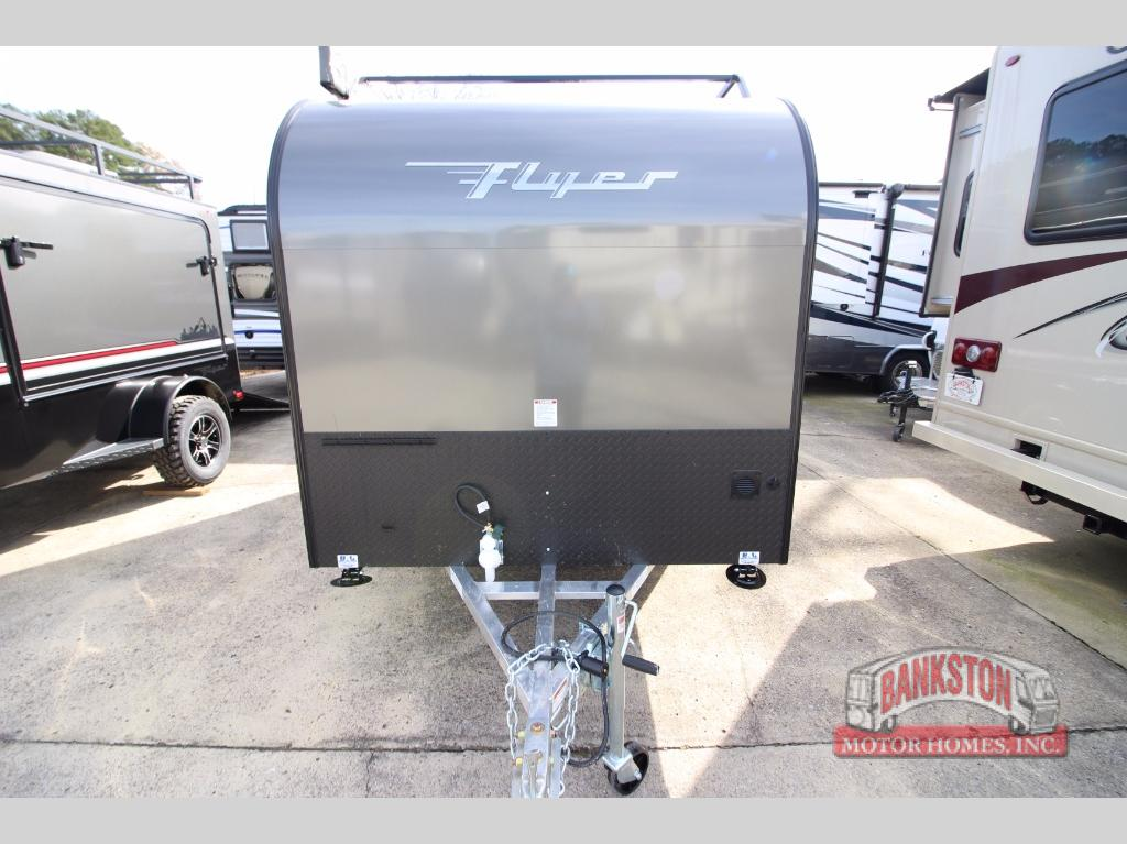 New 2018 Intech Rv Flyer Explorer Toy Hauler Travel
