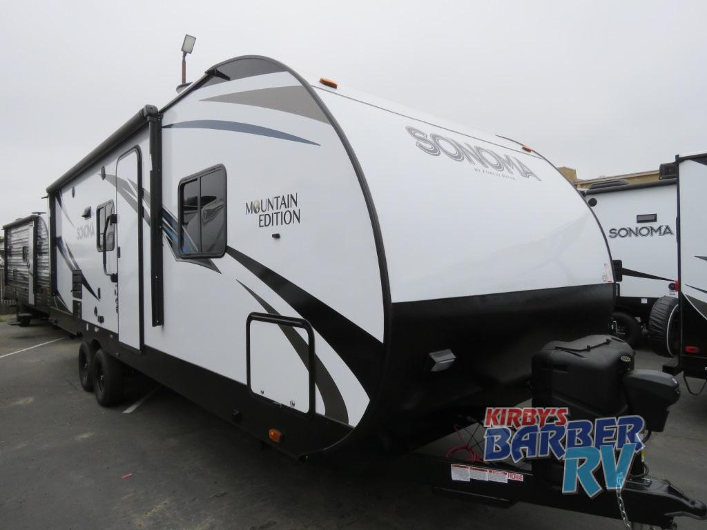 Best Retractable Awnings 2020 New 2020 Forest River RV Sonoma 2404RB Travel Trailer at Barber RV