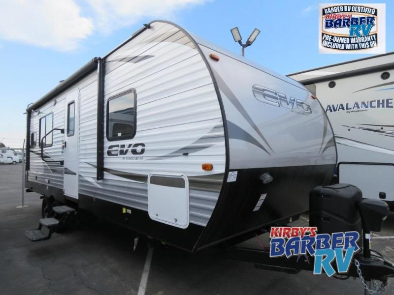 2019 Forest River EVO 2360