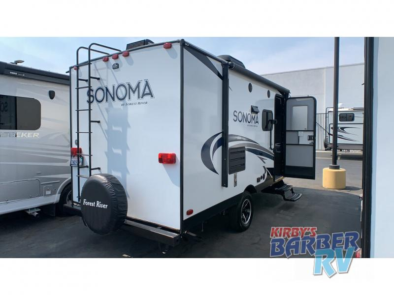 2017 Forest River RV Sonoma 167RB