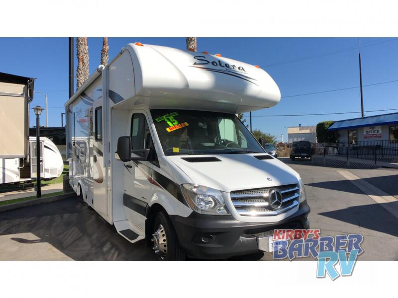 used 2015 Forest River RV Solera 24R