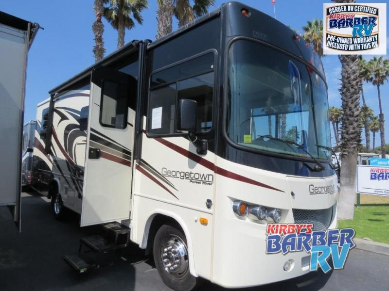 2016 Forest River RV Georgetown 270S