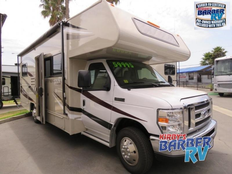 2018 Coachmen RV Leprechaun 230CB