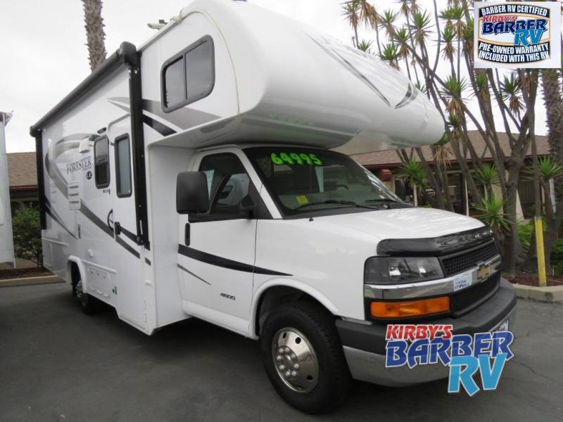 2018 Forest River RV Forester LE 2251SLE Chevy