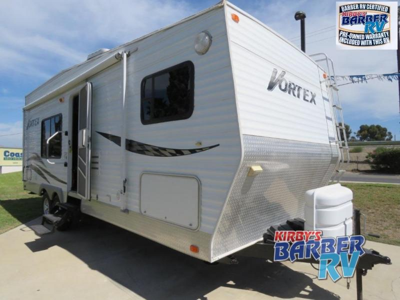 2006 Fleetwood RV Vortex 24'