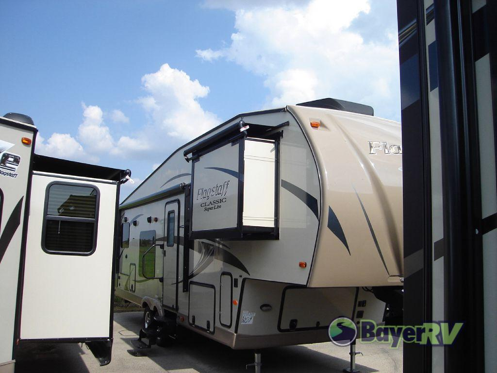 Used 2015 Forest River Rv Flagstaff Classic Super Lite