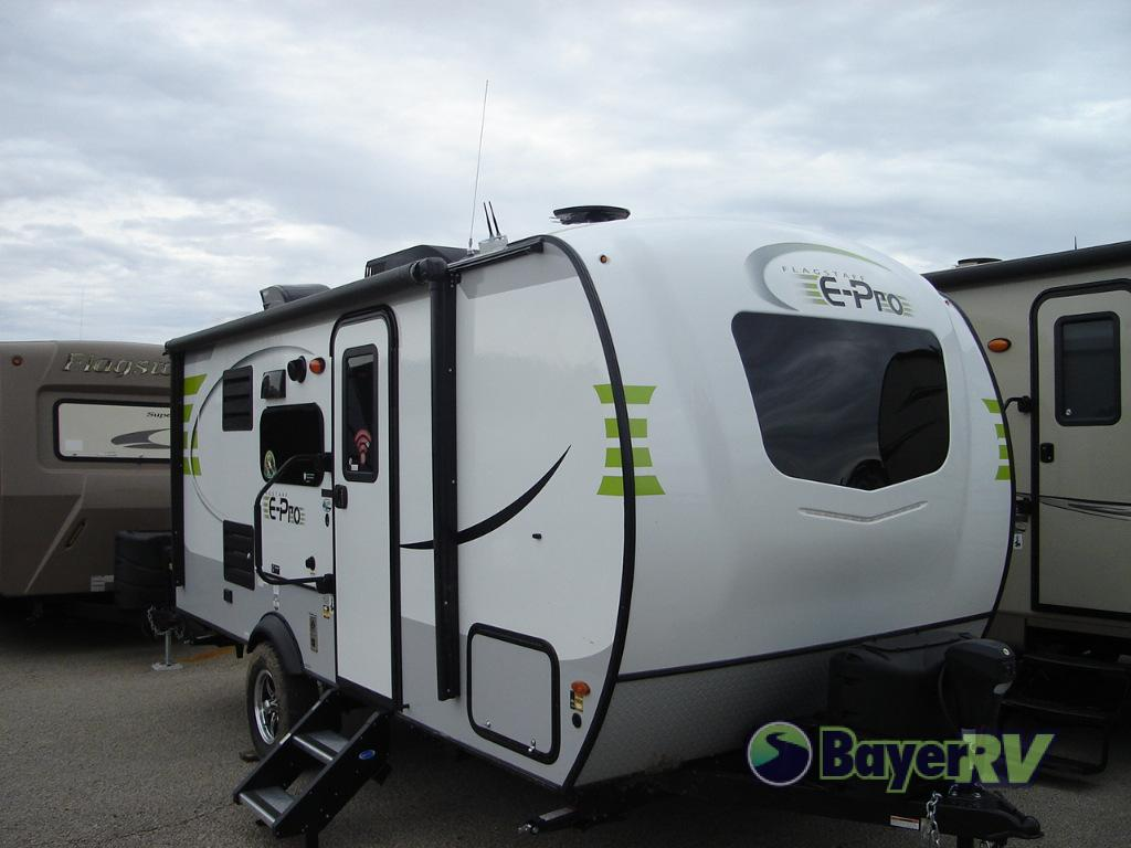 New 2019 Forest River RV Flagstaff E-Pro 19BHG Travel Trailer at