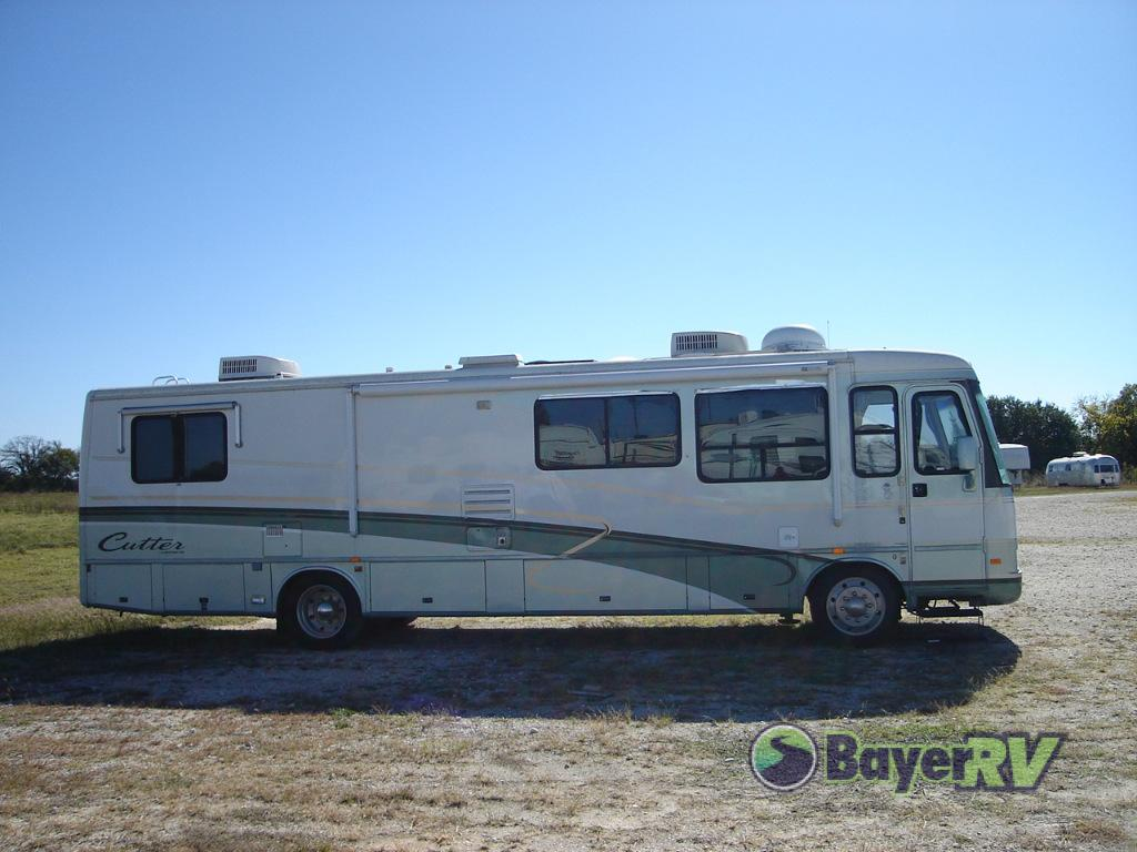 Used 1999 Airstream RV Airstream Cutter Diesel 35 Motor Home Class A
