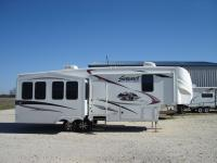 Used 2011 Cedar Creek Silverback 29RE 5W