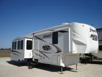 2011 Cedar Creek Silverback 29RE 5W #205173