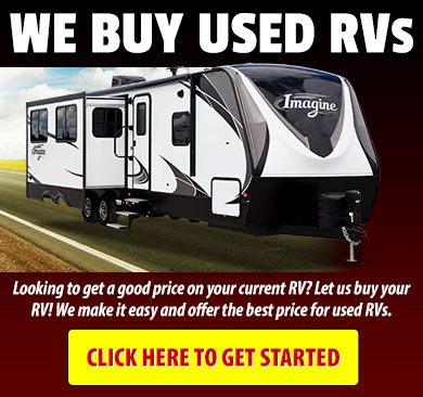 We buy Used RVs