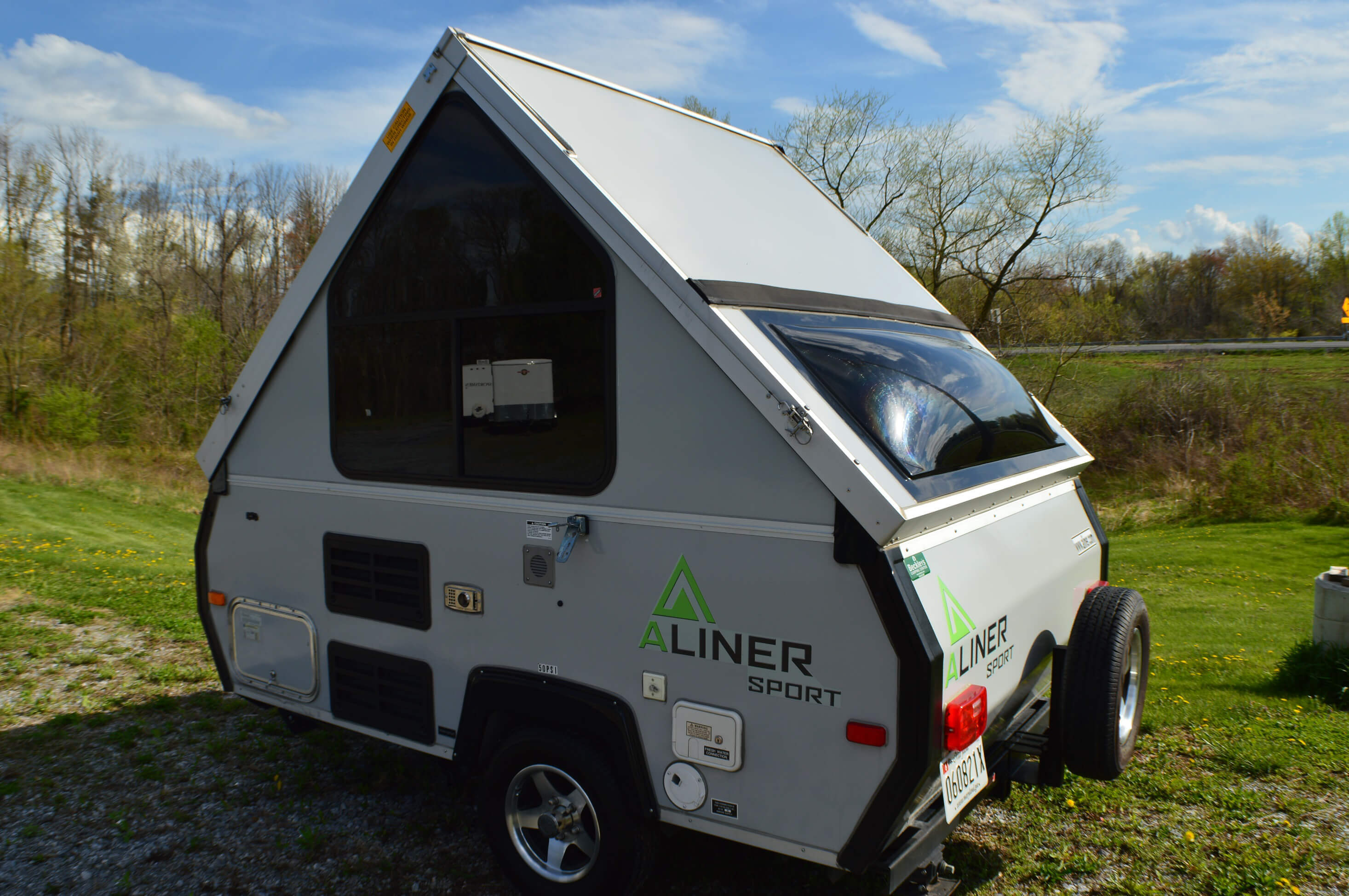 Aliner Campers For Sale In Ohio