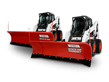 skid-steer-plows