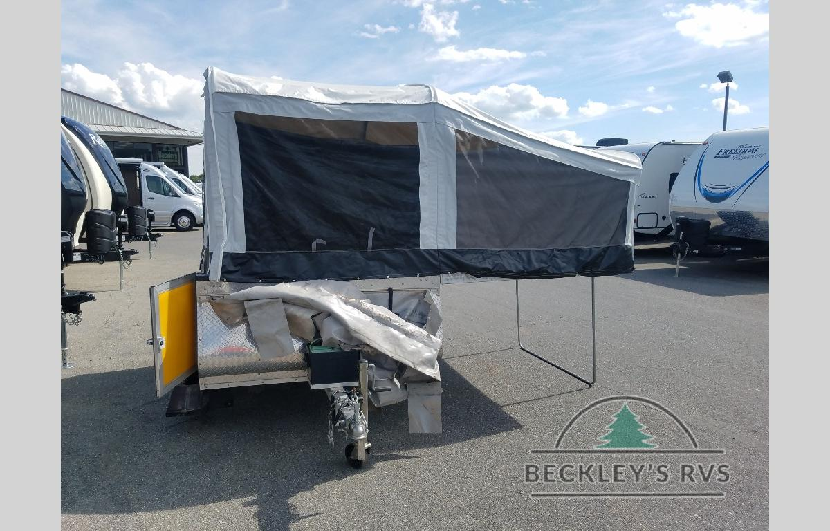 Used 2012 Livin Lite Quicksilver 6 0 Folding Pop-Up Camper