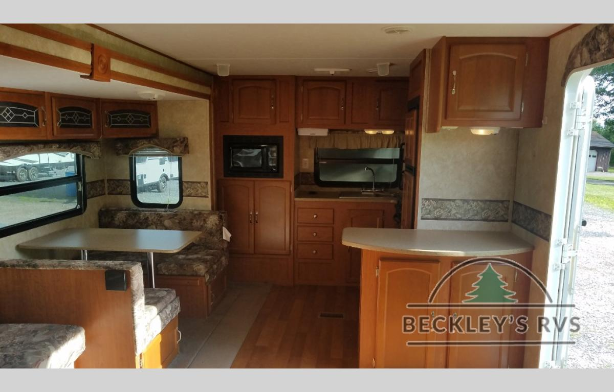Used 2008 Forest River Rv Wildwood Le 29fkss Travel