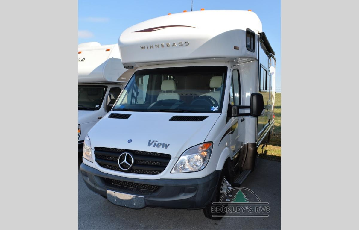 Used 2014 Winnebago View 24J Motor Home Class C - Diesel at