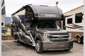 New 2021 Thor Motor Coach Omni RB34 Photo