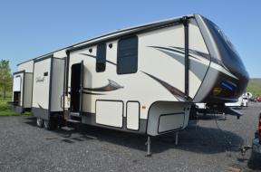 New 2018 CrossRoads RV Volante 3601LF Photo