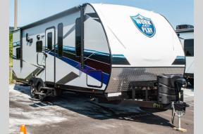 New 2021 Forest River RV Work and Play 23LT Photo