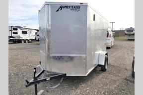 New 2021 Homesteader Trailers Intrepid 610IS Photo
