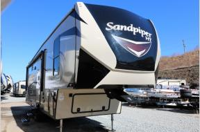 New 2018 Forest River RV Sandpiper HT 3275DBOK Photo