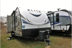 New 2018 Keystone RV Passport Elite 27RB Photo
