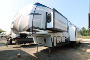 New 2021 Forest River RV Cherokee Arctic Wolf Suite 3660 Photo