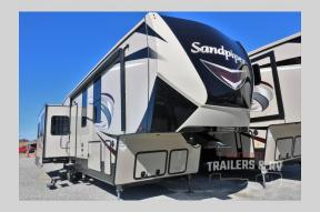 New 2019 Forest River RV Sandpiper 357RE Photo