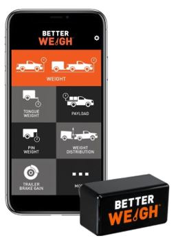 Better Weight Towing Scale