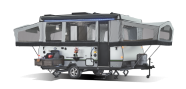 Tent & Hybrid Trailers