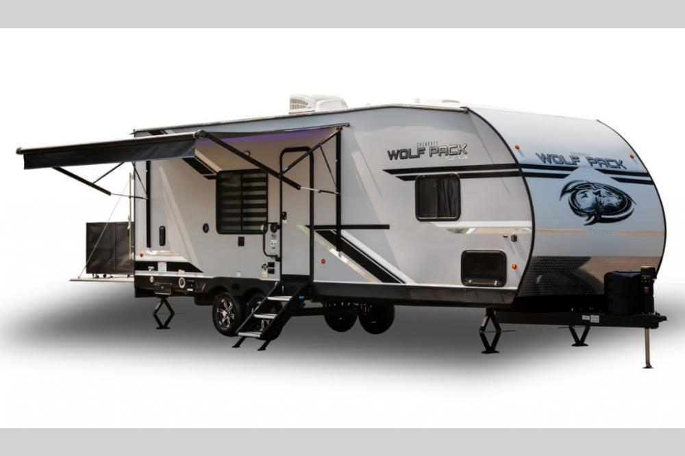 Forest River Rvs >> New 2020 Forest River Rv Cherokee Wolf Pack 27pack10 Toy