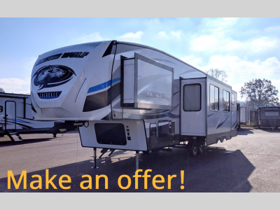 Arctic Wolf Fifth Wheels For Sale | Wholesale New & Used 5th Wheels
