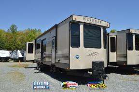 New 2018 Keystone RV Retreat 391RDEN Photo