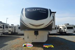 Used 2018 Grand Design Solitude 377MBS R Photo