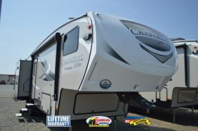 New 2019 Coachmen RV Chaparral Lite 29BH Photo