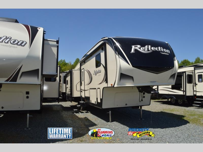 New 2019 Grand Design Reflection 320mks Fifth Wheel At