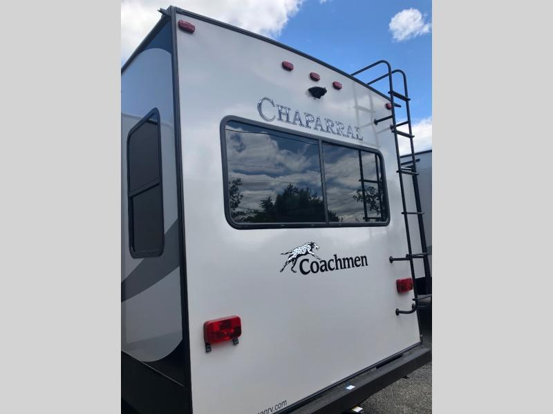 New 2020 Coachmen Rv Chaparral 360ibl Fifth Wheel At Bill