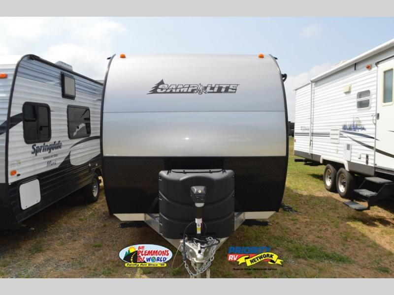 Used 2018 Livin Lite CampLite CL21RBS Travel Trailer at Bill