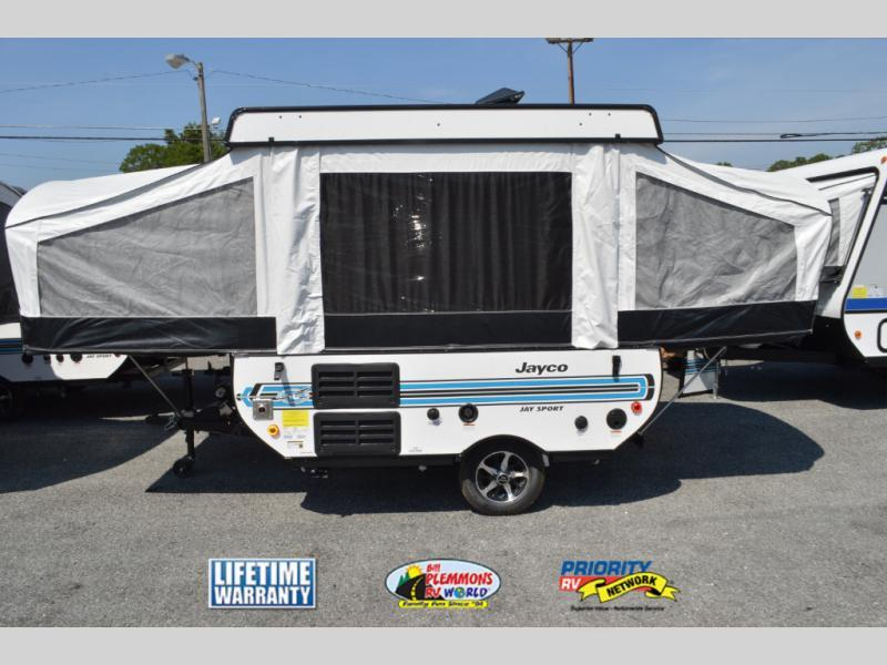 New 2018 Jayco Jay Series Sport 8SD Folding Pop Up Camper At Bill
