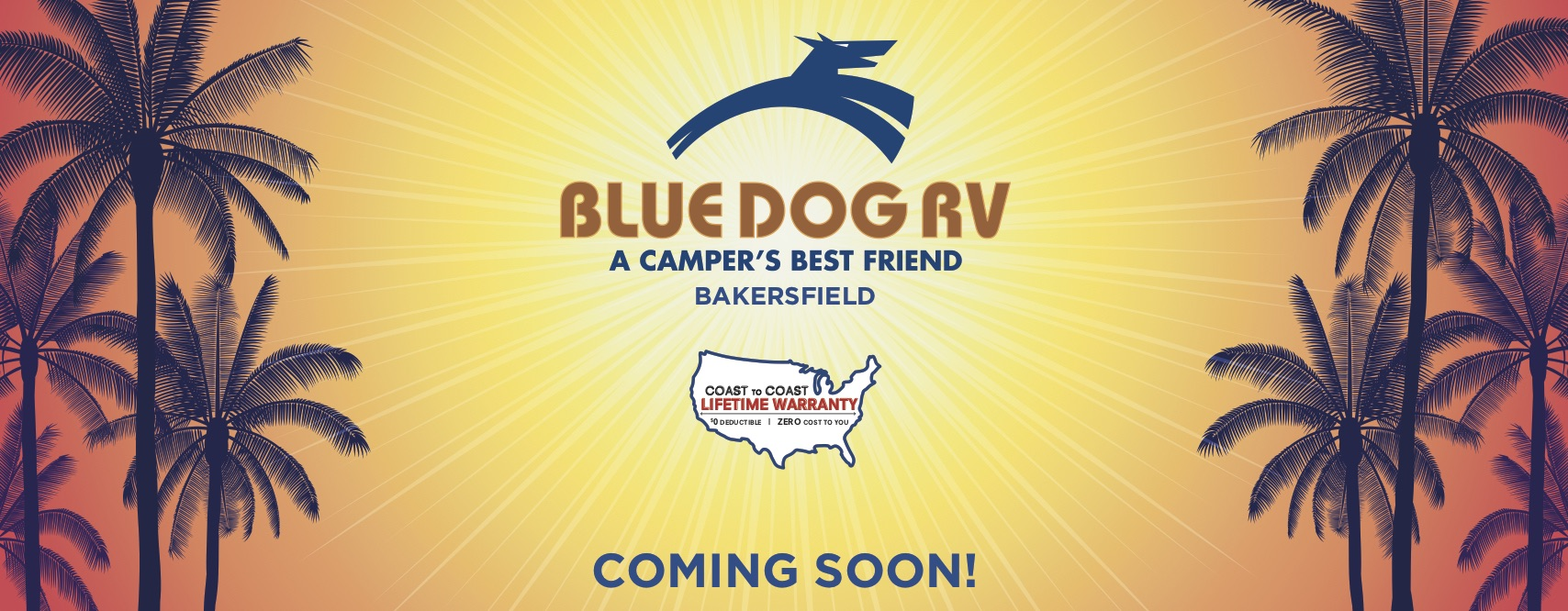 Blue Dog RV Bakersfield