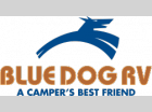Blue Dog RV Logo