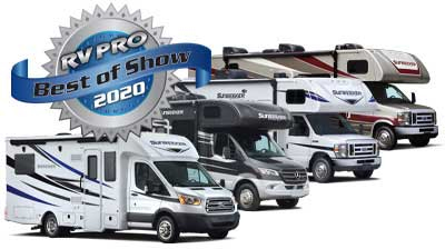 Forest River Class C Motorhomes