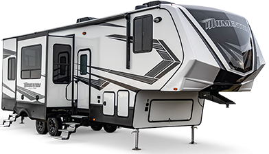 Grand Design Momentum G-Class Fifth Wheel Toy Hauler