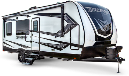 Grand Design Momentum G-Class Travel Trailer Toy Hauler