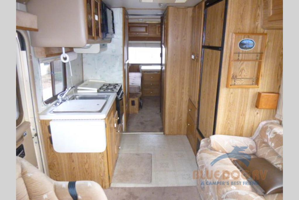 Used 1989 Rexhall Airex 25 Motor Home Class A For Sale at