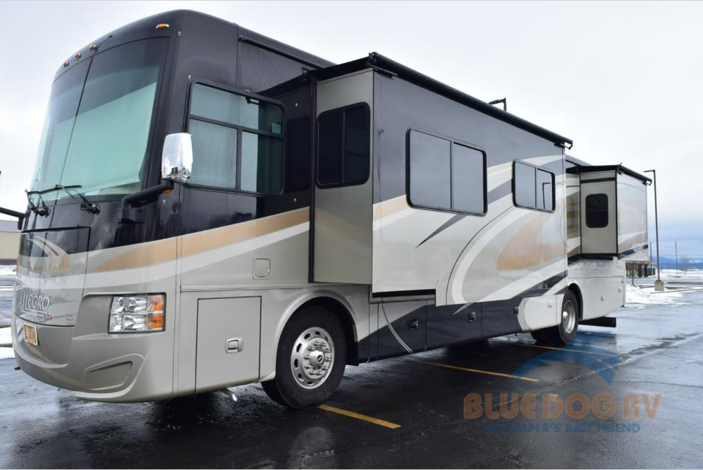 Used 2015 Tiffin Motorhomes Allegro RED 38QBA Motor Home Class A