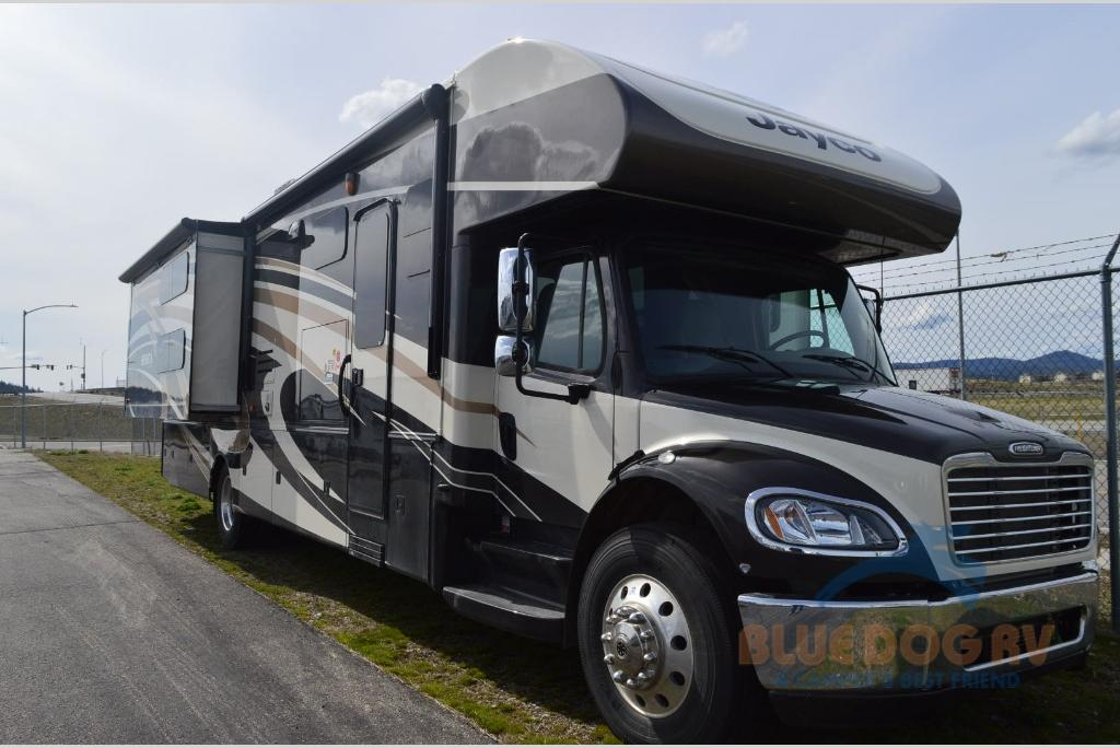 Used 2016 Jayco Seneca 37FS Motor Home Class C - Diesel For